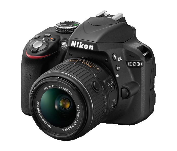 Nikon D3300 - $446