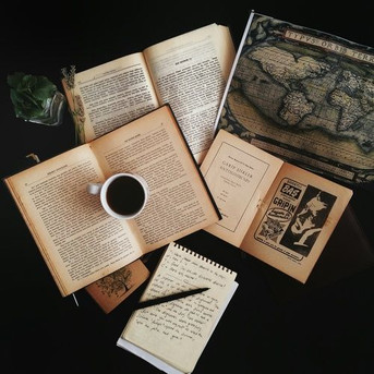 ¿Cómo hablamos de una lectura en Café con Letras?