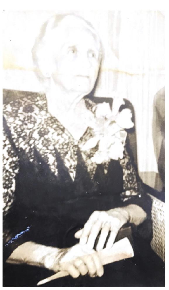 Mi bisabuela, Madre del Año en Fajardo en los años 50's