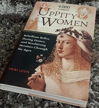 Uppity Women de Vicky León