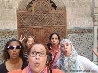 Visitando a un país musulmán