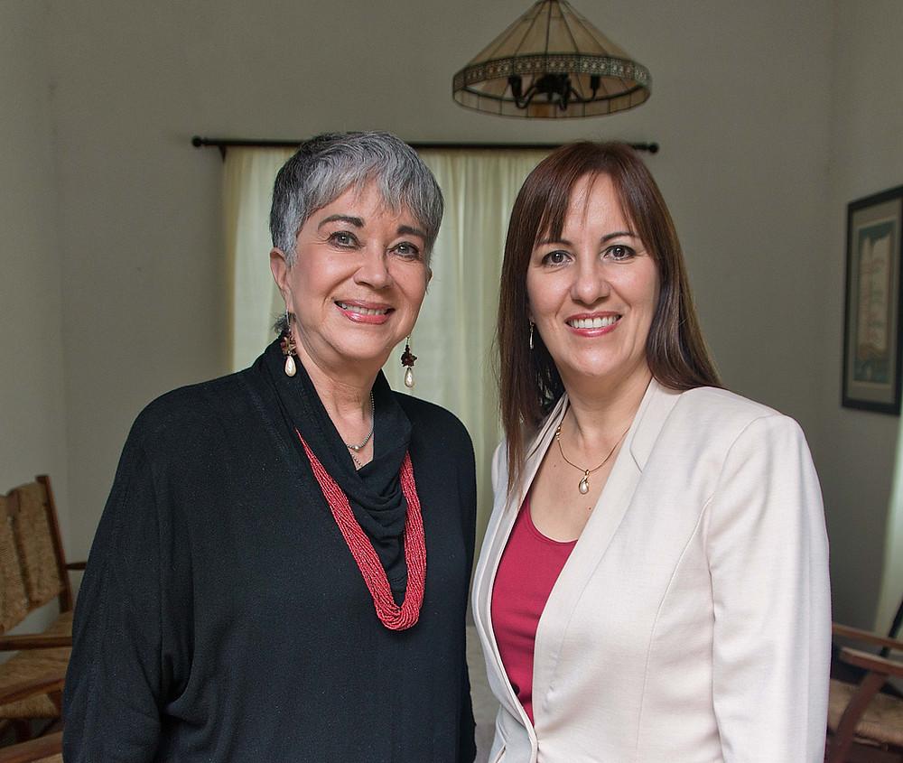 Margarita y Lourdes