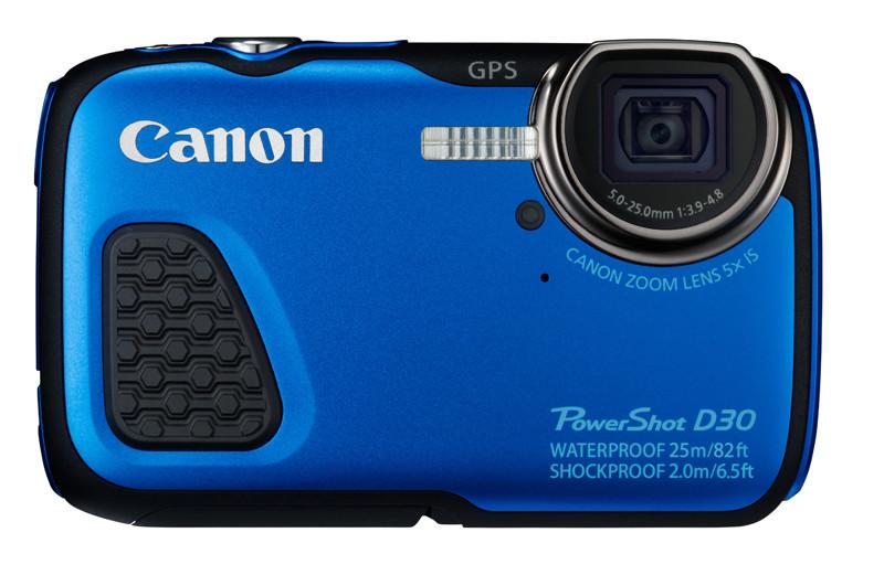 Canon PowerShot D30 - $299