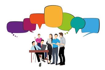 La Comunicación Asertiva y el Ambiente Laboral: ¿Cómo se relacionan?