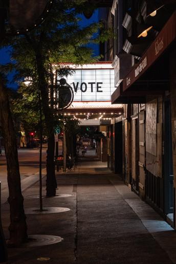 Voto, elecciones y política
