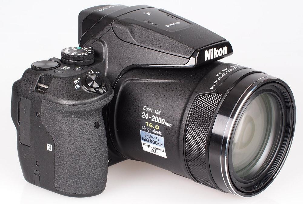 Nikon Coolpix P900 - $559