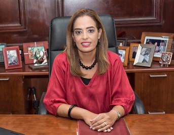 Mujer en la política: Rossana López
