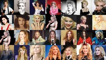 Reinventarse es sólo cosa de Madonna