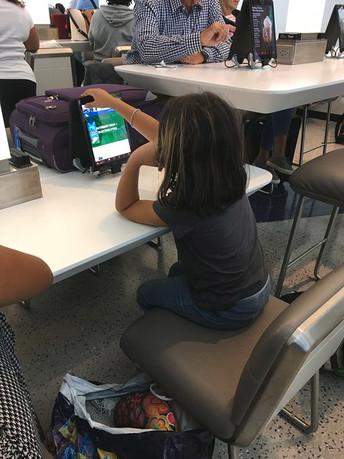 Niños tecnológicos: cómo me decidí a comprarle tabletas a mis hijos cuidando su balance y bienesTar