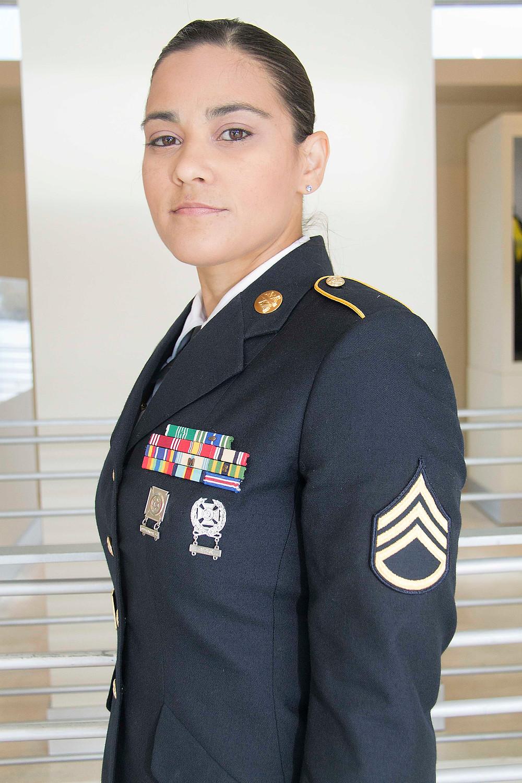 Sargento Débora Zamora
