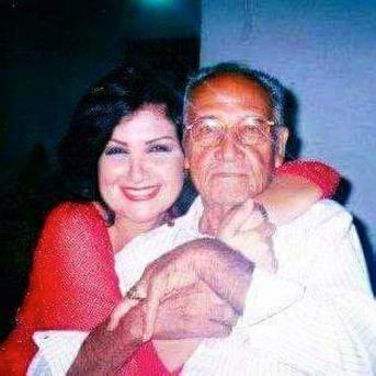 Aprendí de mi padre a ser amada