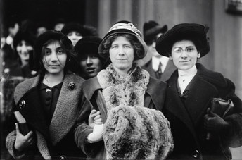 Mujeres en la política: ¿Lujo impensable o menester apremiante?