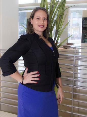 Denise Santos: pasión por Puerto Rico