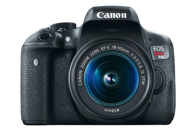 Canon T6i - $589