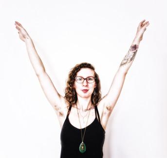 En sus caderas hay revolución: Libby Mae Colsen