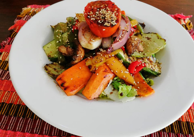 Platos vegetariano