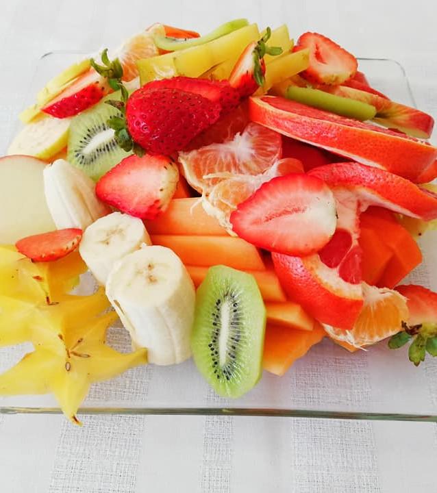 Fruta fresca!