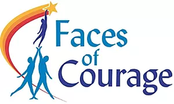 Faces of Courage logo