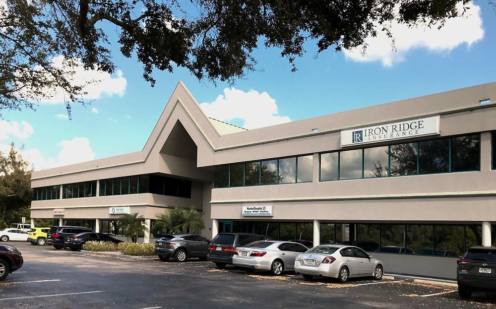 Iron Ridge Insurance HQ