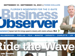 Iron Ridge Insurance Services Featured in Business Observer