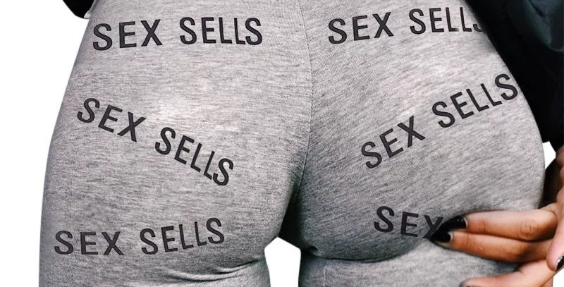 Sex Sells Biker Shorts