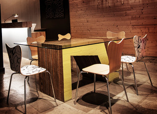 The Relationship between Designing Furniture and Designing Buildings