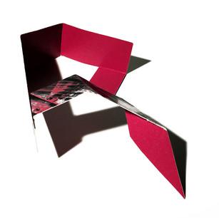 Bent Paper / Enclosed Space