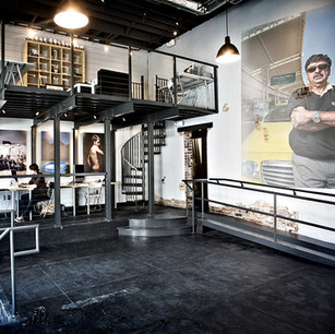 2nd Row Studio