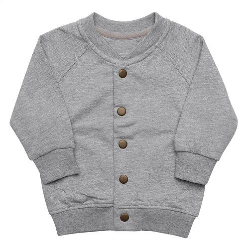 Baby Organic Bomber Jacket