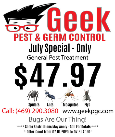 July Special: $47.97