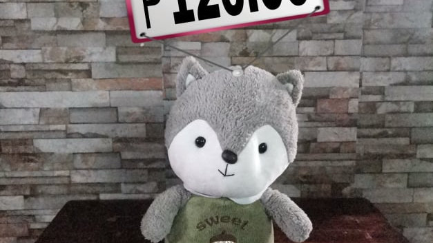 Pre loved Stuffed Toy 37