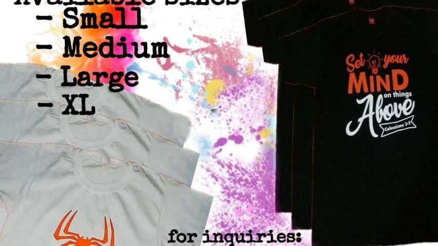 Vinly Printing        T-Shirt
