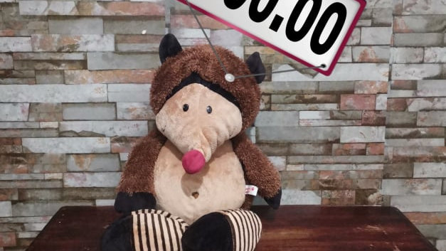 Pre loved Stuffed Toy 16