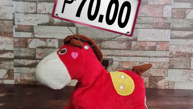Pre loved Stuffed Toy 3