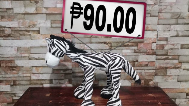 Pre loved Stuffed Toy 36