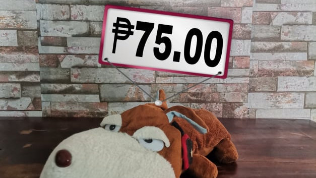Pre loved Stuffed Toy 10