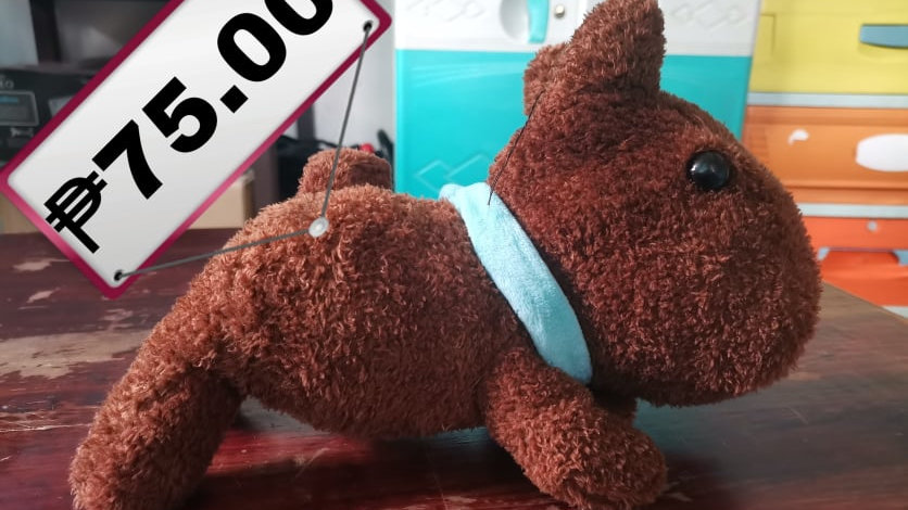 Pre loved Stuffed Toy 18