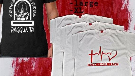 Silk Screen  Printing T-Shirt
