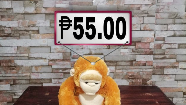 Pre loved Stuffed Toy 38