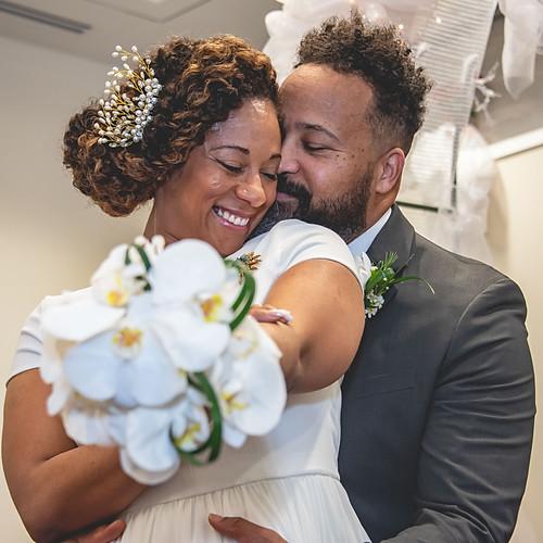 Wedding Day - Khris and Danea