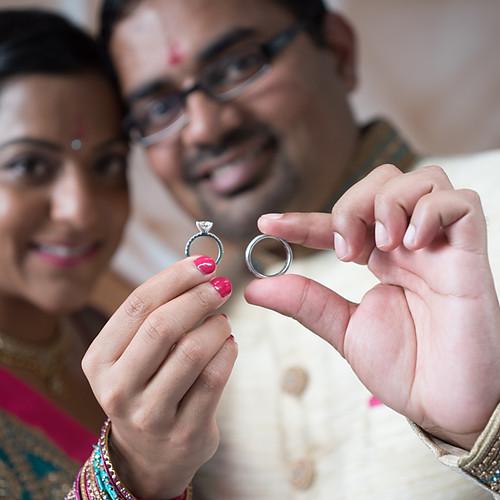 Gaurav and Anita's Engagement