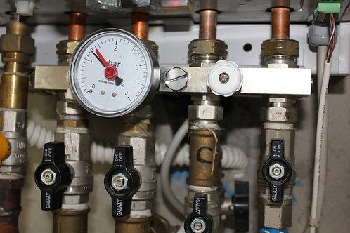 Pre diagnóstico e monitoramento das eficiências eletromecânicas e hidro energét