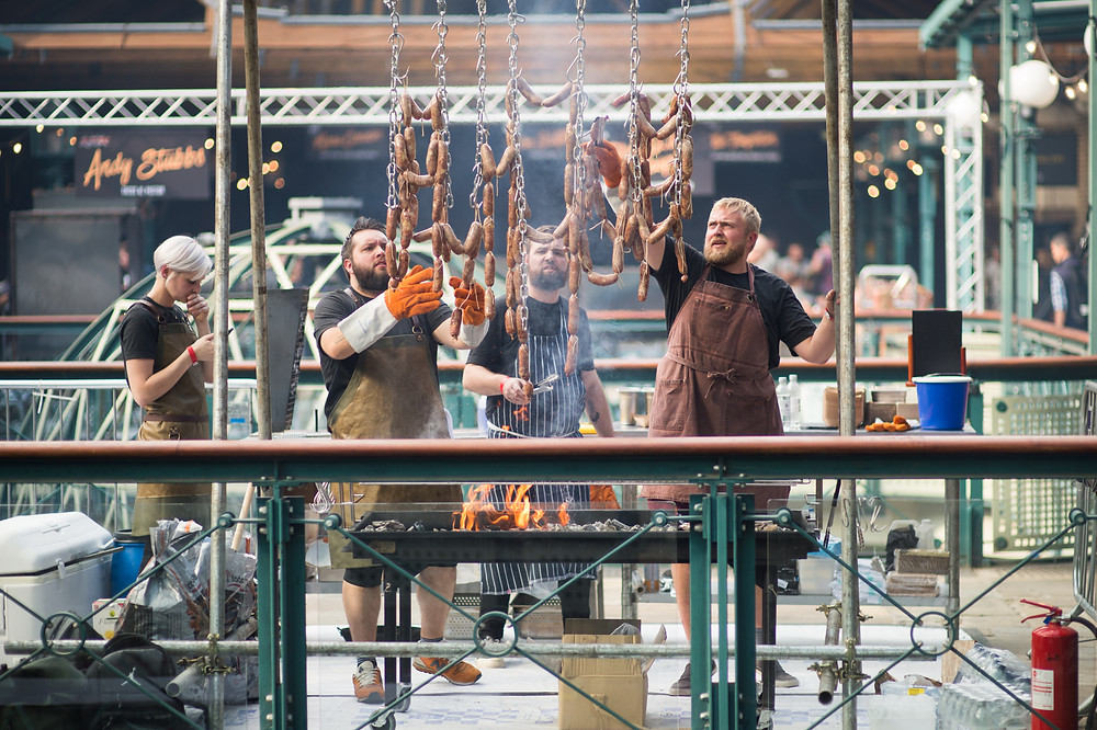 Meatopia returns to Tobacco Docks London