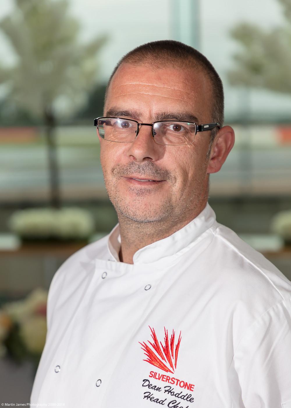 Dean Hoddle, Head Chef, Silverstone Circuits Ltd