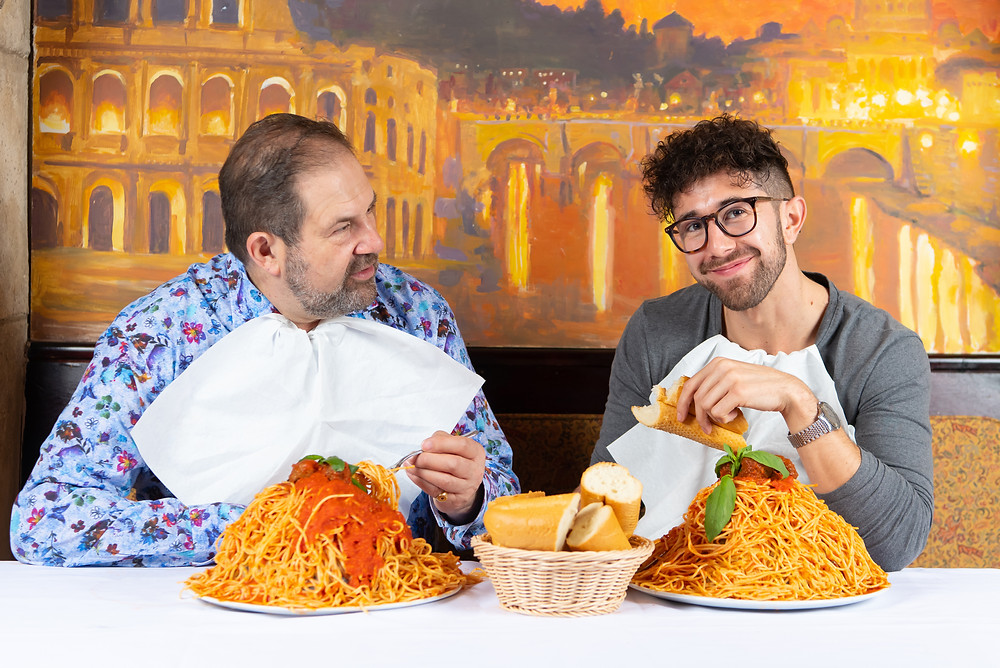 Luca Malacrino to open pasta restaurant in his home town of Cardiff, with his Dad Giovanni.