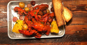 Make Your Mardi Gras With A Crawfish Boil at Bayou Bar