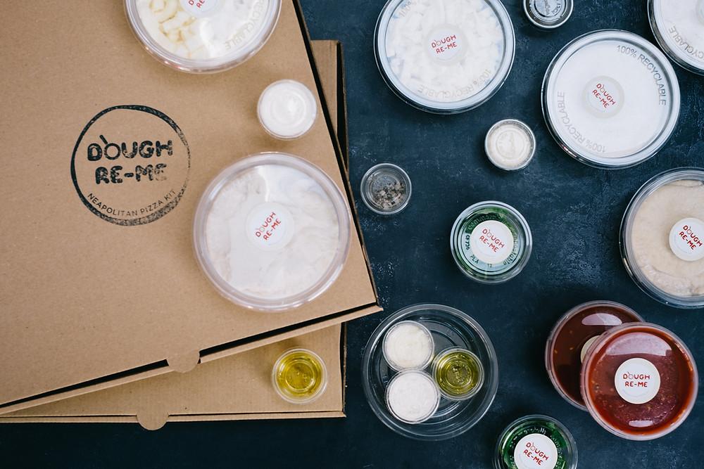 Dough Re Me Pizza Kits