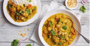 Recipe: Chicken Cashew Curry