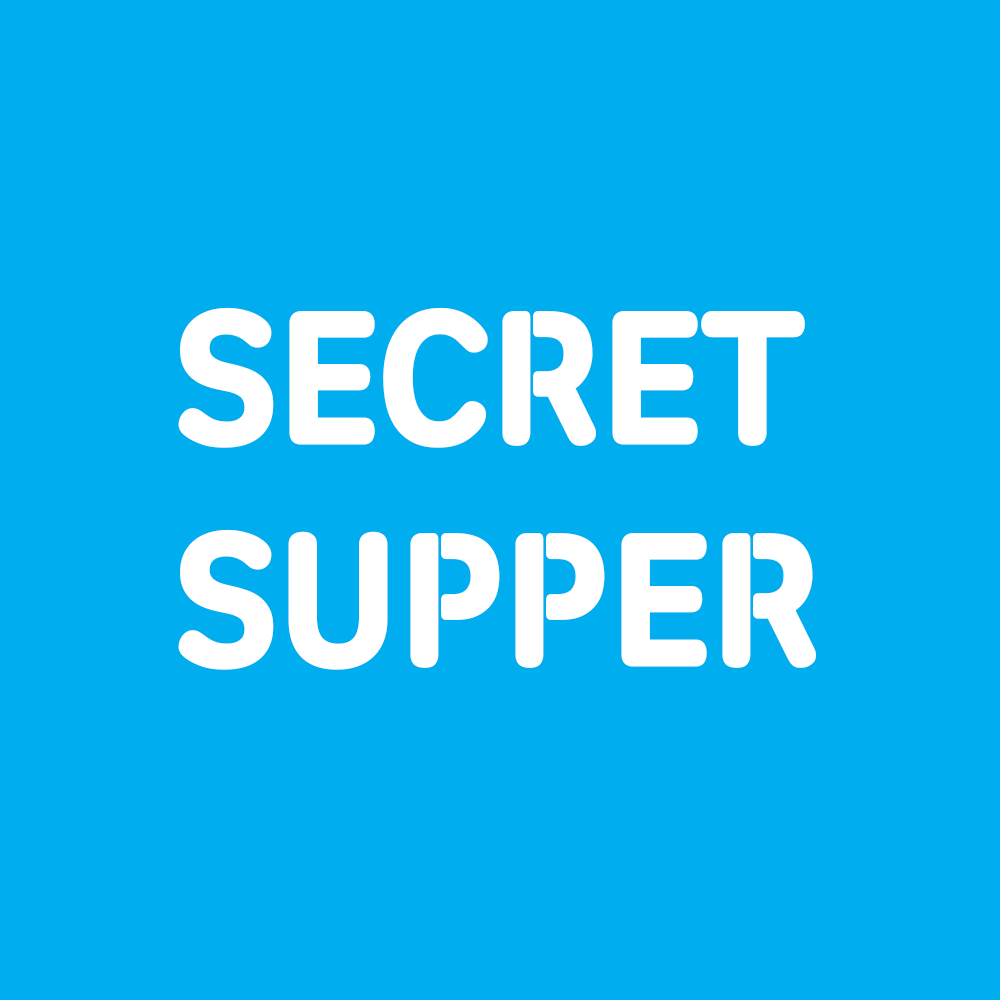 Parkinsons UK Secret Supper Club