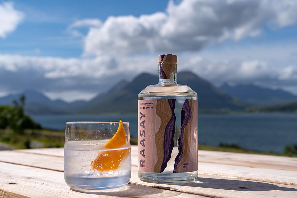 Isle of Raasy Gin